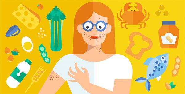Gıda Alerjisi ile Gıda intoleransı farkı